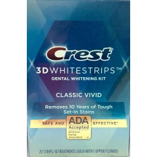 Crest Whitestrips Vivid