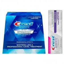 Crest Whitestrips Professional Effects + Паста