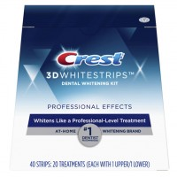 Crest Whitestrips Professional Effects new