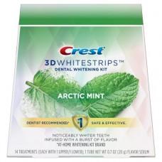 Отбеливающие полоски Crest 3D Whitestrips Arctic Mint 2020