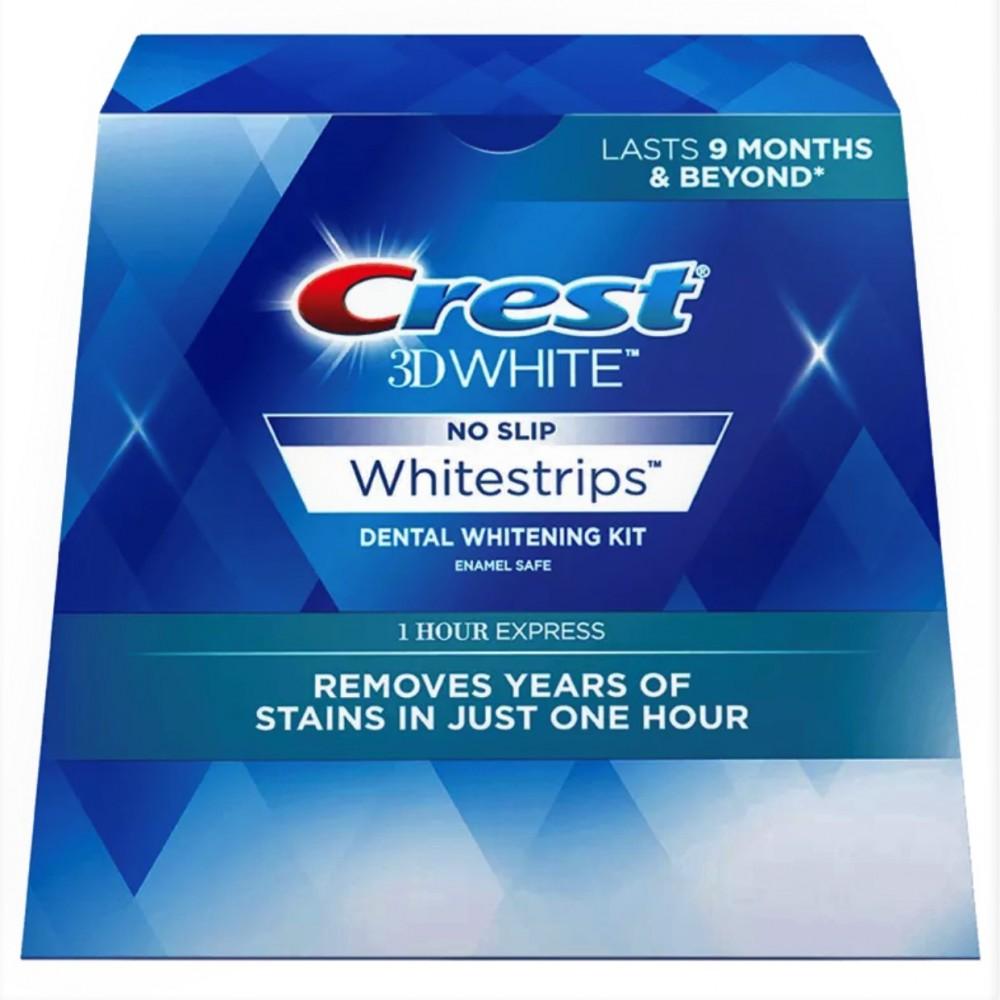 Crest Whitestrips 1-Hour Express