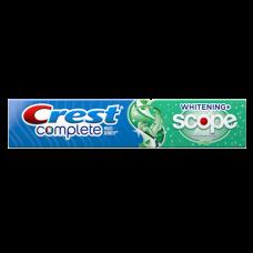 Зубная паста Crest Whitening + Scope