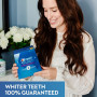 Отбеливающие полоски для чувствительных зубов Crest 3D Whitestrips Brilliance White NEW 2021