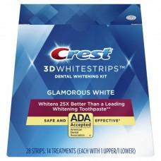 Crest Whitestrips Glamorous White