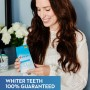Crest 3D Whitestrips Vivid White - отбеливающие полоски для зубов для первого применения
