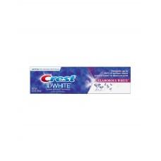 Зубная паста Crest 3D White Glamorous White - сияющая белизна и глубокая очистка