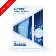 Crest Whitening Emulsions with Wand Applicator NEW 2021– Отбеливающая эмульсия для зубов