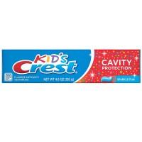 Детская зубная паста 130г Crest Kid's Cavity Protection  - комплексная защита и бережный уход